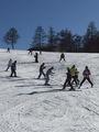 あじさい青年学級スキー教室